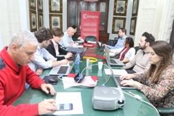 reunión Cluster ACT